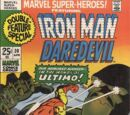 Marvel Super-Heroes Vol 1 30