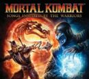 Mortal Kombat:Songs Inspired by the Warriors