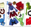 Make-A-Muppet magnet sheets