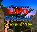 The Adventures of Elmo in Grouchland: Sing and Play