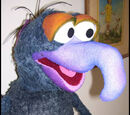 Gonzo photo puppet replica