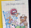 Muppet Babies greeting cards