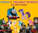 Thomas and Twilight Sparkle's Adventures Series