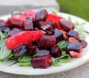 Orange-scented Beet Salad