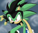 Ashura the Hedgehog