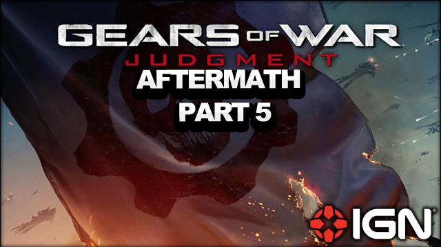 Gears of War Judgment Aftermath Walkthrough - Straight to the Top (Part 5)