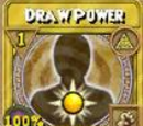 Draw Power Treasure Card