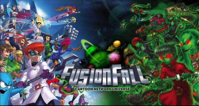 FusionFall Her…