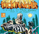 Kickpuncher comic book