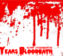 ICWF New Years Bloodbath