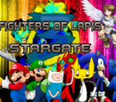 Fighters of Lapis 3: Stargate