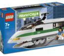 10157 High Speed Train Locomotive