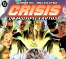 Crisis on Multiple Earths Vol 1 1