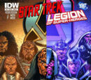 Star Trek/Legion of Super-Heroes Vol 1 3