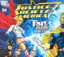 Justice Society of America Vol 3 34