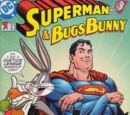 Superman & Bugs Bunny/Covers