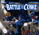 Batman: Battle for the Cowl Vol 1 1