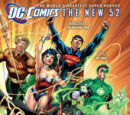 DC Comics: The New 52 (Collections) Vol 1 1