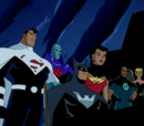 Justice League Episode: A Better World, Part I
