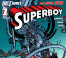 Superboy Vol 6/Covers