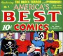 America's Best Comics Vol 1 7