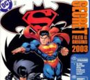 Superman/Batman Secret Files and Origins Vol 1 2003