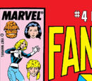 Fantastic Four vs. the X-Men Vol 1 4