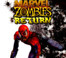 Marvel Zombies Return Vol 1