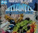 Fantastic Four: Atlantis Rising Vol 1 1