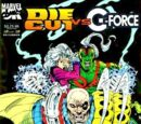 Die-Cut vs G-Force Vol 1 2
