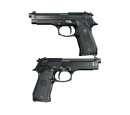 Max Payne 2 weapons