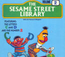 The Sesame Street Library Volume 2