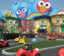 Sesame Street Fun World