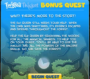 Twisted Thicket Island Bonus Quest