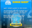 Super Villain Island Bonus Quest