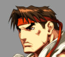 Street Fighter Alpha Characters