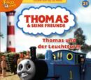 Thomas and the Lighthouse (German DVD)