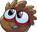 Brown Puffle
