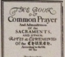 The Book of Common Prayer and Administration of the Sacraments and other Rites & Ceremonies of the Church according to the use of the Church of England together with the Psalter or Psalms of David