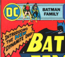 Man-Bat Titles