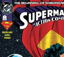 Action Comics/Covers