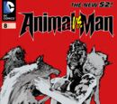 Animal Man Vol 2 8