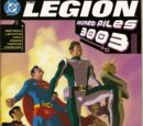 Legion Secret Files Vol 1 3003