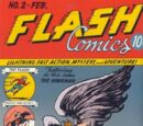 Flash Comics Vol 1 2