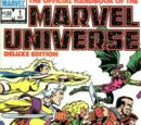 Official Handbook of the Marvel Universe Vol 2