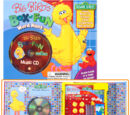 Big Bird's Box of Fun: Word Hunt