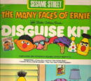 The Many Faces of Ernie Disguise Kit