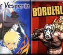 (8)Tales of Vesperia vs (9)Borderlands 2010
