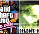 (8)Grand Theft Auto: Vice City vs (9)Silent Hill 2 2010