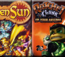 (5)Golden Sun vs (12)Ratchet & Clank: Up Your Arsenal 2010